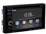 C3 C4 C5 C6 C7 Corvette 1968-2014+ BOSS Audio Double Din 6.2 Inch Touchscreen DVD Player Receiver - Bluetooth