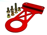C5 C6 Corvette 1997-2013 Red Tow Hooks - Front or Rear