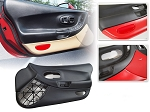 C5 Corvette 1997-2004 Door Panels