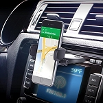 Easy One Touch CD Slot Smart Phone Car Mount