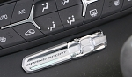 C7 Corvette Grand Sport 2017+ GM Console Heritage Emblem/Badge