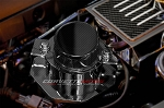 C7 Corvette Stingray/Z06/Grand Sport 2014+ Hydro Carbon Fiber Vacuum Pump Actuator Cover - W/Cap Option