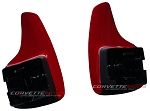 C7 Corvette Stingray/Z06/Grand Sport 2014+ Paddle Shifter Vinyl Overlay Decals - Pair
