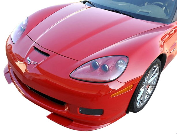 C6 Corvette 2005-2013 Custom Painted ZR1 Style Front