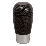 C6 Corvette 2005-2007 Carbon Fiber Style Tall Shift Knob