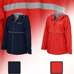 C3 C4 C5 C6 C7 Corvette 1968-2014+ New Englander Corvette Rain Jacket for Ladies