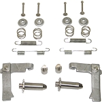 C3 Corvette 1968-1982 Stainless Steel Park Brake Kit