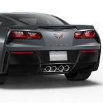 C7 Corvette Stingray/Z06/Grand Sport 2014-2019 Paint Matched Rear Spoiler- Blade Style