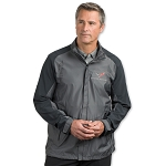 C7 Corvette 2014+ Lightweight Drivers Jacket - Carbon