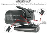 C6 Corvette 2005-2013 Blendmount Radar Detector Mounting System