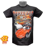 C4 Corvette 1984-1996 Still Turning Heads T-Shirt