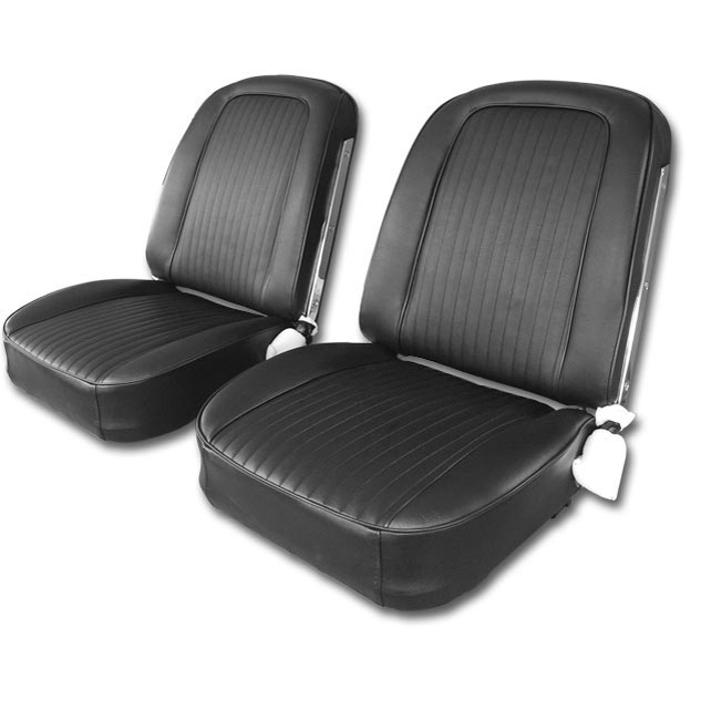 Seat Covers - Foam - Hardware