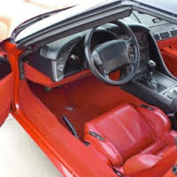 C4 Corvette 1984 1996 Interior Parts Accessories Corvette Mods