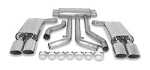 C4 Corvette 1990-1996 Billy Boat 3 Inch Cat-Back Exhaust System