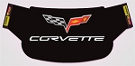 C6 Corvette 2005-2013 Exterior Sun Shield Reflector - Protector - Flags & Logo