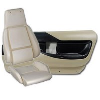 Door Panel - Seats - Inside Trim