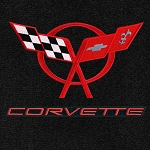 C5 Corvette Base/Z06 1997-2004 Lloyd Mats Cargo Area Classic Loop Series