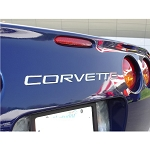 C5 Corvette 1997-2004 Lettering Kits w/ Front and Rear Bumper Options - 3D Style