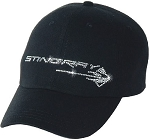 C7 Corvette 2014-2019 Stingray Rhinestone Cap - Pink or Black