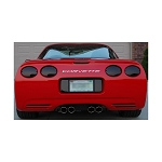 C5 Corvette 1997-2004 Reverse Light Blackout Kit