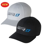 C7 Corvette 2014-2019 ZR1 Structured Twill Cap