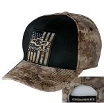 Digital Camo Chevrolet Bowtie Cap