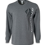 C7 Corvette 2014-2019 Stingray Long Sleeve T-Shirt
