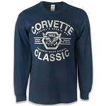 C7 Corvette 2014-2019 Classic 53 Long Sleeve T-Shirt