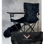 C7 Corvette 2014-2019 Travel Chair w/ Logo on Back