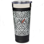 C8 Next Gen Corvette 2020+ Confetti Camo Mug w/ Cross Flags Logo
