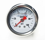 0-100 PSI Fuel Pressure Analog Gauge