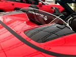 C7 Corvette Convertible 2014-2019 WindRestrictor Etched Wind Deflector