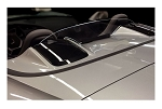 C7 Corvette Convertible 2014-2019 WindRestrictor Wind Deflector - Clear or Smoked