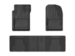 WeatherTech Semi-Universal All Vehicle Front and Rear Mats - 3pc Set