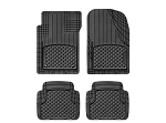 WeatherTech Semi-Universal All Vehicle Front and Rear Mats - 4pc Set