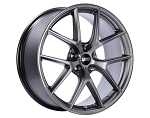 C8 Next Gen Corvette 2020+ BBS CI-R Platinum Gloss Wheels - 19x9 / 20x11.5