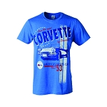 Corvette America's Sports Car Since 1953 T-Shirt - Size Options