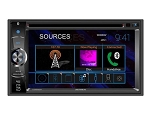 Jensen 6.2 inch Touchscreen LCD / DVD Multimedia Receiver
