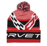 C8 Next Gen Corvette 2020+ Knitted Beanie