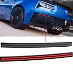 C7 Corvette 2014-2018 Rear Diffuser Reflector LED Light - Smoked or Red Options