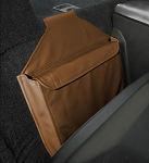 C4 Corvette 1984-1996 Solid Color Route Bag - Cognac Saddle