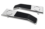 C3 Corvette 1968-1977 Inner Door Opening Handle - Emblem Option