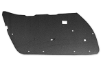 C3 Corvette 1968-1982 Door Panel Vapor Barrier Kit, Pair