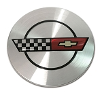 C4 Corvette 1984-1996 Center Wheel Cap - Sold Individually
