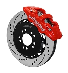 C7 Corvette Stingray/Z06/Grand Sport 2014+ Wilwood AERO6 / AERO4 Big Brake Front / Rear Brake Kit