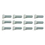 C2 Corvette 1965-1967 Intake Manifold Bolt Set - 12pc