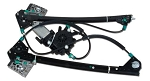 1997-2004 C5 & Z06 Corvette Window Regulator w/Motor