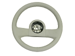 C4 Corvette 1988 Steering Wheel - 35th Anniversary (White)