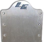 C5 C6 Corvette Base / Z06 1997-2013 LG Chassis Tunnel Plate