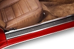C3 Corvette 1968-1982 Door Sill Guards - Pair